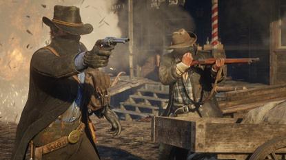 Red Dead Redemption 2: kiszivárgott videón a PC-s verzió menüje