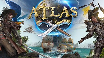 ATLAS: kicsit később jelenik meg, ilyen lesz a játék térképe