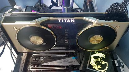 Erre képes az NVIDIA TITAN RTX