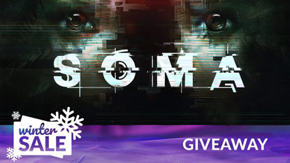 Grab SOMA for free right now cover