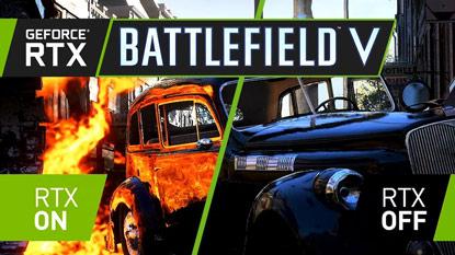 Az RT magok nélküli Nvidia Titan V RTX módban futtatja a Battlefield 5-öt