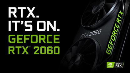 Az Nvidia hivatalosan is leleplezte az RTX 2060-at