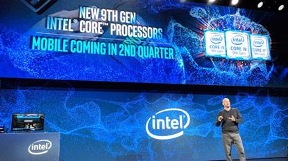 CES 2019: az Intel új 9. generációs processzorokat jelentett be