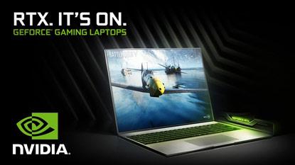 RTX grafikus kártyák és Vega grafikás Ryzen CPU-k kerülnek a gamer laptopokba