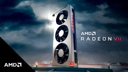 CES 2019: Az AMD bejelentette a Radeon VII videokártyát