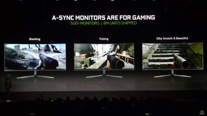 FreeSync támogatást hozott a legújabb GeForce driver