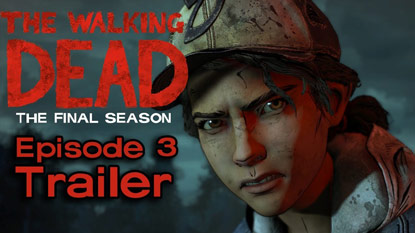 The Walking Dead: The Final Season - megjelent a harmadik rész cover