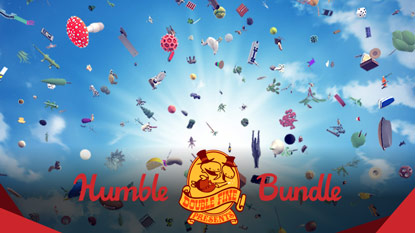 Humble Double Fine Presents Bundle is live