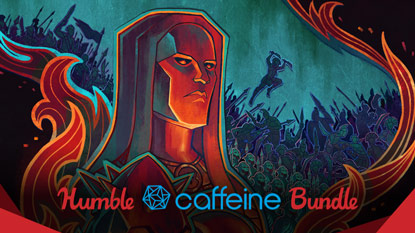 Humble Caffeine Bundle is now live