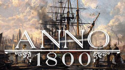 Új megjelenési dátumot kapott az Anno 1800