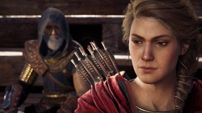 A Ubisoft megváltoztatja a legutóbbi AC: Odyssey DLC végkimenetelét
