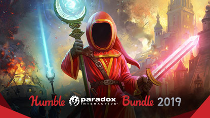 Humble Paradox Bundle 2019 is now live
