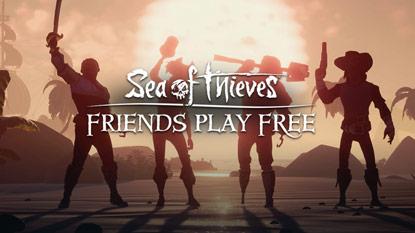 Sea of Thieves: hívd meg barátaidat egy hét ingyenes kalandozásra