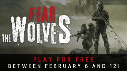 Megjelent a Fear The Wolves, a héten ingyenesen kipróbálható