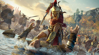 Assassin's Creed Odyssey: hamarosan bekerül a New Game+ mód cover