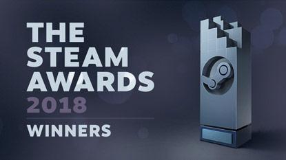Steam Díjak 2018: megvannak a nyertesek