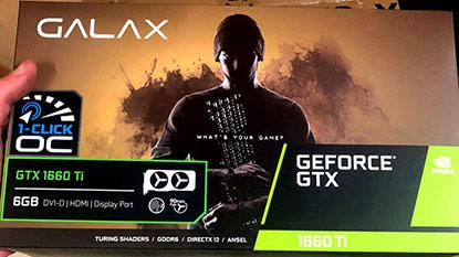 Képeken az EVGA, a Palit és a Galax GeForce GTX 1660 Ti kártyája