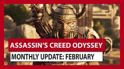 Assassin's Creed Odyssey: kiderült, mit tartalmaz majd a februári frissítés