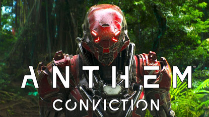 Check out Neill Blomkamp's live-action trailer for Anthem