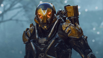Anthem: elrajtolt az Early Access