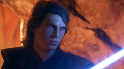 Anakin Skywalker is bekerül a Star Wars Battlefront 2-be