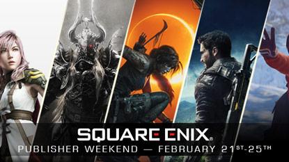 Square Enix játékokat szerezhettek be kedvezményesen a Steam legújabb akciójában