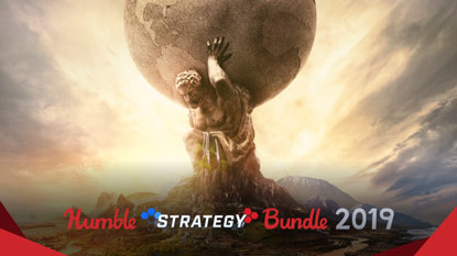 Humble Strategy Bundle 2019 live now