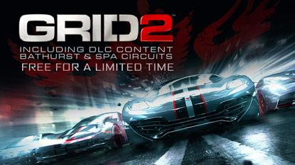 Ingyenesen beszerezhető a GRID 2