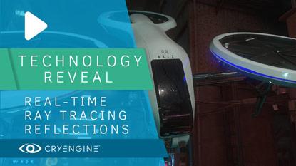 Bemutatkozott a CryEngine új ray tracing funkciója