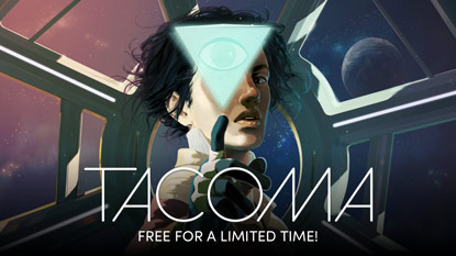 Tacoma is currently free on PC