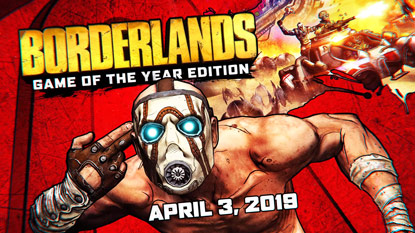 Új Borderlands: Game of the Year Edition érkezik PC-re