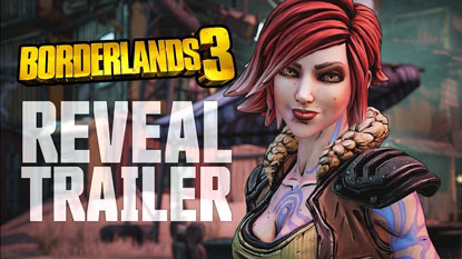 A Gearbox bejelentette a Borderlands 3-at