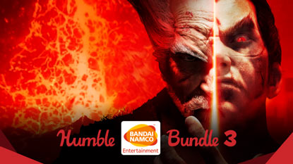 Humble BANDAI NAMCO Bundle 3 is now live