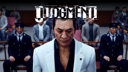 PC-re is megjelenhet a Judgment cover