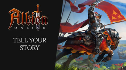 Free-to-play lett az Albion Online