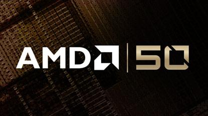 Speciális kiadású CPU-k és GPU-k érkeznek az AMD 50. születésnapjára