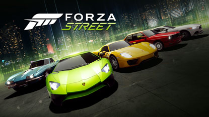Free-to-play spin-off Forza Street announced