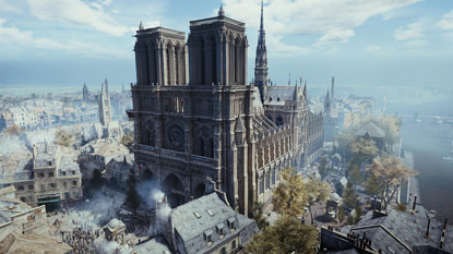 Assassin's Creed Unity is free for a limited time