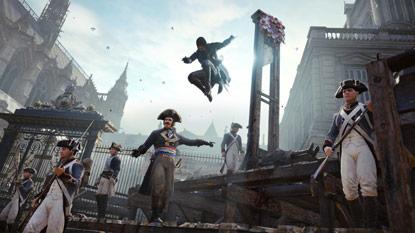 Pozitív értékelésekkel bombázzák a Steamen az Assassin's Creed Unityt