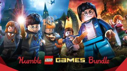 Humble LEGO Games Bundle is now live