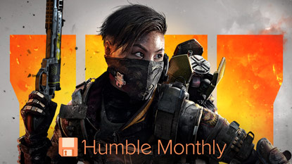 Get Call of Duty: Black Ops 4 Battle Edition in June's Humble Monthly