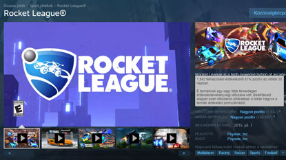A Rocket League is review bombing áldozata lett
