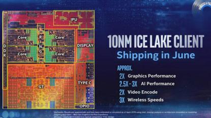 Júniusban érkeznek a 10 nm-es, 2021-ben pedig a 7 nm-es Intel CPU-k