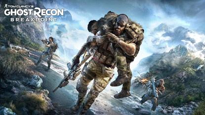 A Ubisoft bejelentette a következő Ghost Recon-játékot