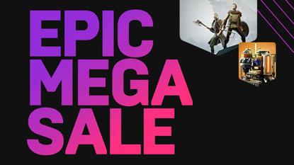 Itt az Epic Games Store első nagy leárazása