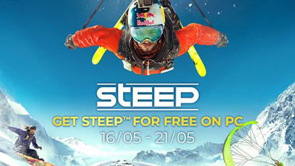 Steep is free for a limited time
