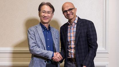 Összefogott a Sony és a Microsoft
