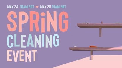 Több játék is ingyen kipróbálható a Steam Tavaszi Nagytakarítás alatt