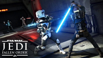 EA Play 2019: 14 perc Star Wars Jedi: Fallen Order játékmenetet kaptunk