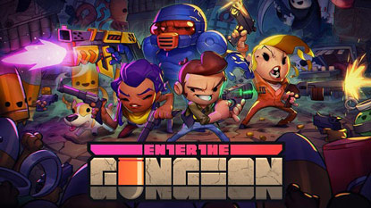 Get Enter the Gungeon for free right now